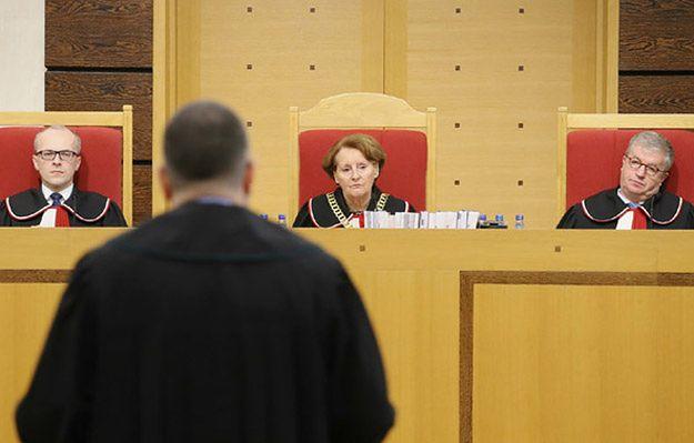 TK: październikowy wybór trzech sędziów zgodny, a dwóch niezgodny z Konstytucją