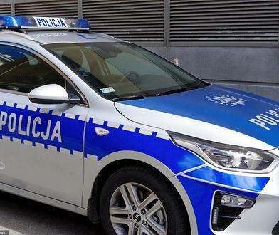 Poznań. Policja ściga 21-latka. Powodem ulotka