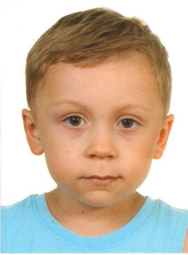Zaginięcie Dawida Żukowskiego. Ojciec dziecka rzucił się pod pociąg