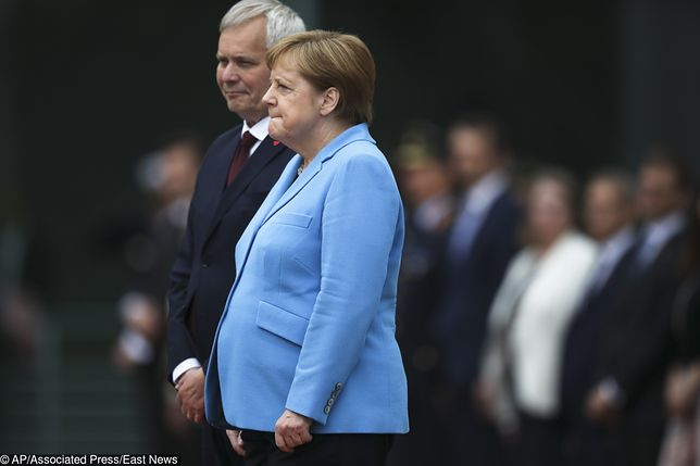 Angela Merkel. Niemieckie media o jej zdrowiu