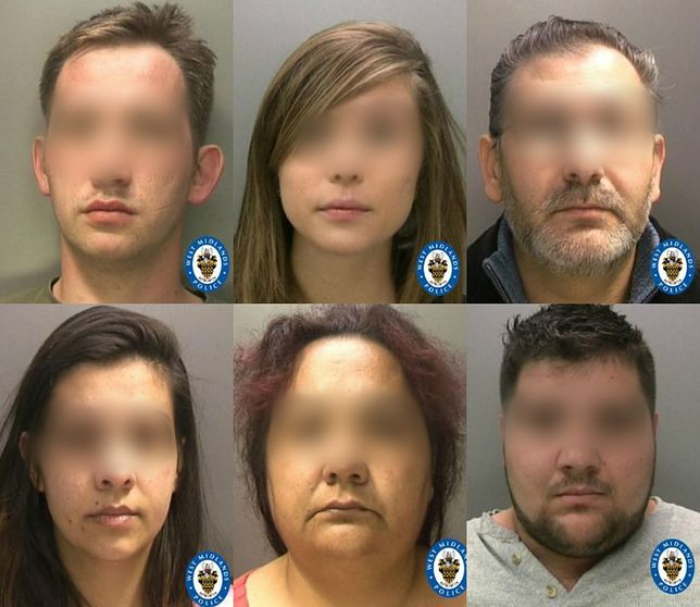 Przestępczą działalnością zajmowały się dwie polskie rodziny
