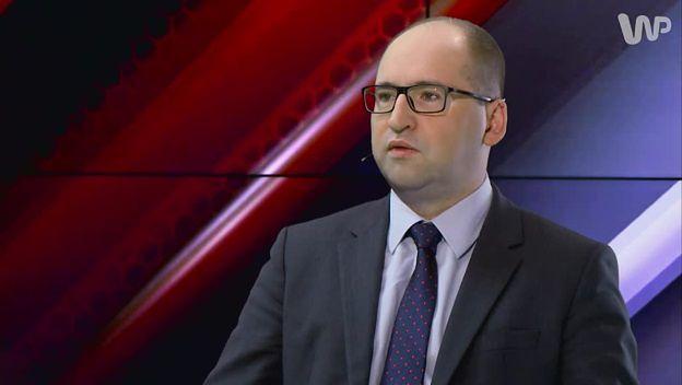 Adam Bielan u Pawła Lisickiego: niektórzy nasi koledzy niepotrzebnie dolewają oliwy do ognia ws. aborcji