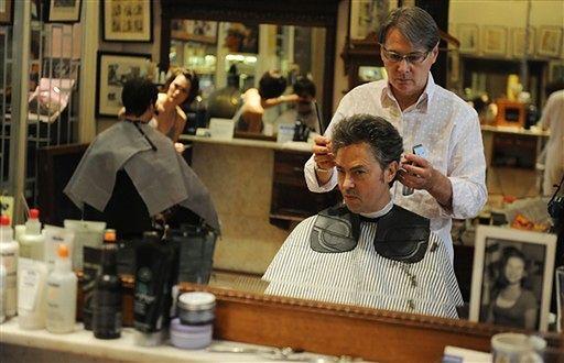 Włosy uratują ich przed katastrofą? - zdjęcia