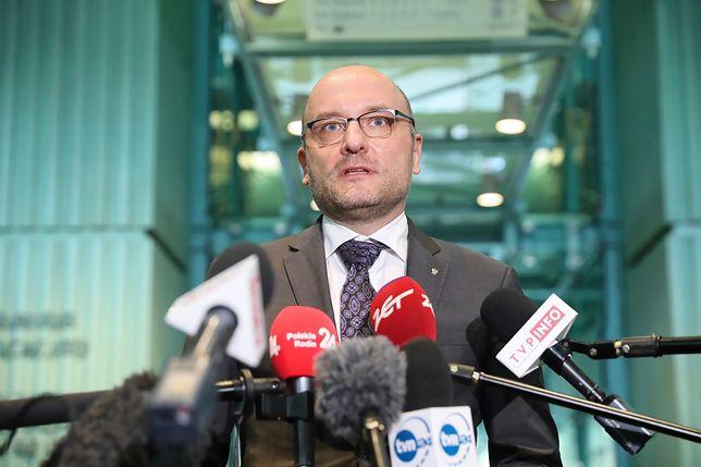 Sąd Najwyższy. Jest wniosek o odwołanie sędziego Kamila Zaradkiewicza