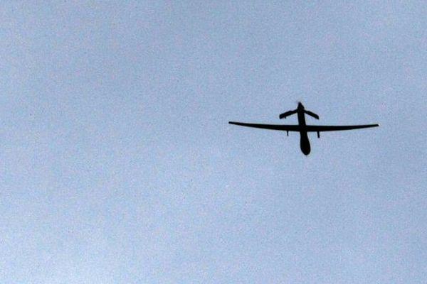Amerykański dron wojskowy