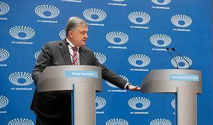 Pierwszą debatę na Stadionie Olimpisjkim Petro Poroszenko odbył już w ostatnią niedzielę. Bez swojego konkurenta.