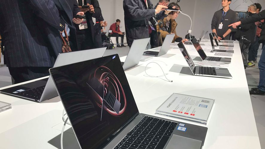 Huawei Share sposobem na synchronizację laptopa i smartfonu. Tak wygodnie jeszcze nie było