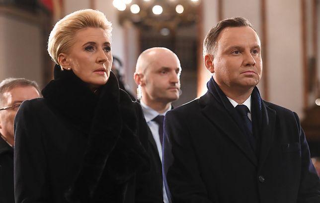"""Prezydent Duda na pogrzebie Adamowicza? """"Zdecyduje rodzina"""""""