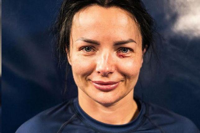 Kamila Wybrańczyk bardzo zaangażowała się w treningi