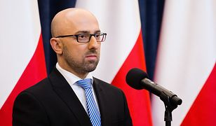 Krzysztof Łapiński przestał być rzecznikiem Andrzeja Dudy 7 września