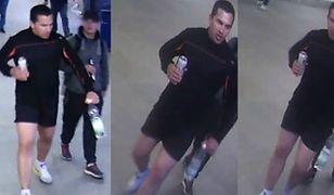 """Policja poszukuje """"siłacza"""" z Gdańska. Zniszczył pomnik żydowskich dzieci"""