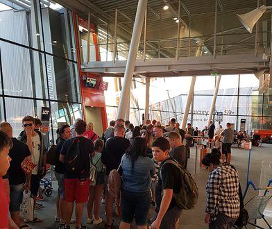 Koszmar na lotnisku Chopina