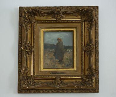 """""""Gęsiarka"""" – obraz, który zniknął z Kancelarii Prezydenta"""