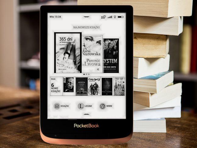 PocketBook Touch HD 3 już z aplikacją Legimi