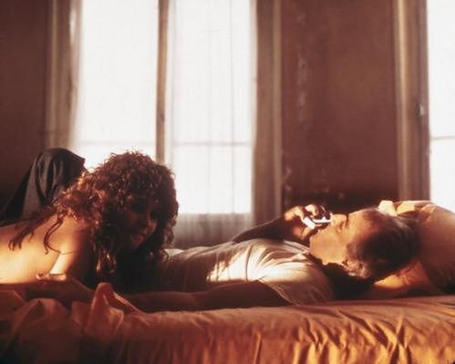 Maria Schneider i Marlon Brando fot. MGM
