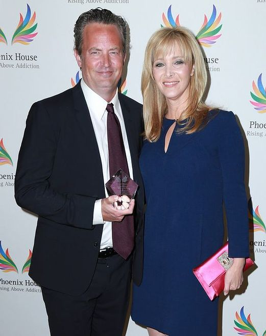 Lisa Kudrow, Matthew Perry