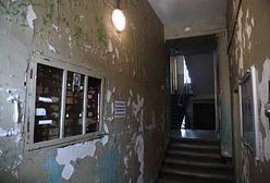Koszalin. Makabryczne odkrycie na klatce schodowej