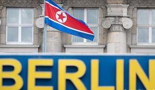 Północnokoreańskie interesy w sercu Berlina