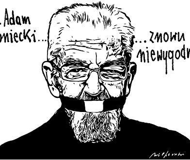 """Były redaktor naczelny """"Tygodnika Powszechnego"""" otrzymał powtórny zakaz swobodnego wypowiadania się w mediach."""