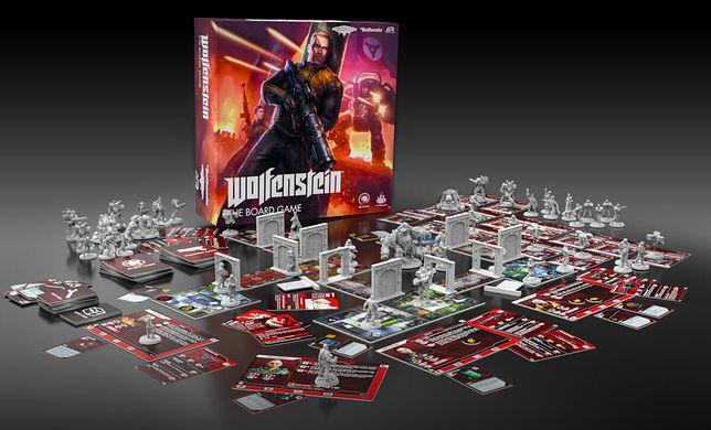Wolfenstein od gier wideo do planszowych. Za nowy projekt odpowiadają Polacy