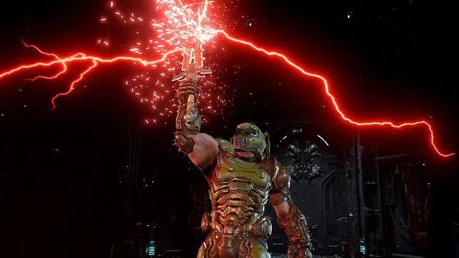 Na potęgę posępnego czerepu! Doom Eternal zapowiada się epicko