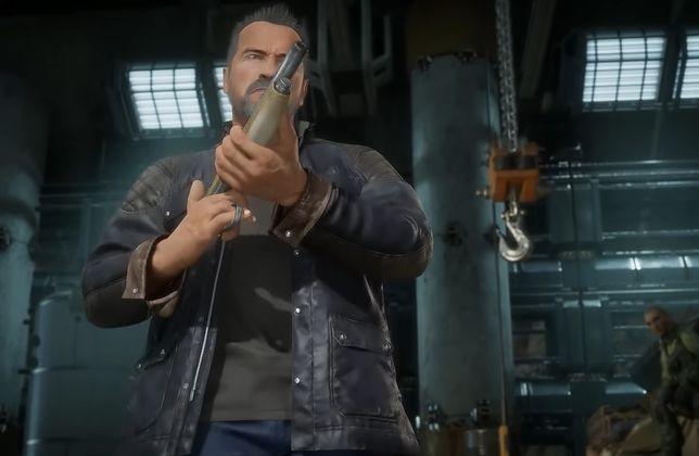 Terminator w Mortal Kombat 11