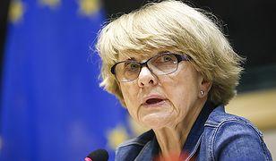 Danuta Hübner: suwerennościowy nacjonalizm PiS to okłamywanie obywateli