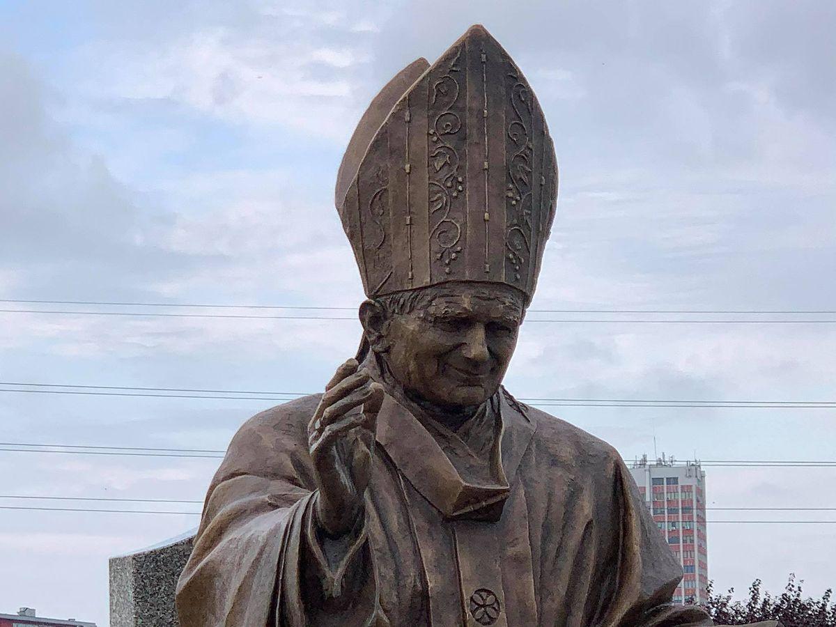 Nowy pomnik Jana Pawła II w Rzeszowie. Koszt: 400 tys. zł