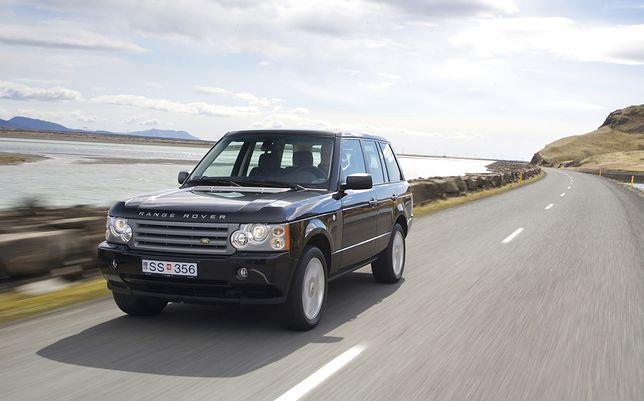 Range Rover i Jeep Grand Cherokee – kultowe SUV-y dla... pechowców