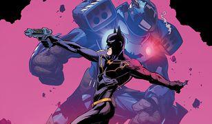 Batman – Waga superciężka, tom 8. Nowe DC Comics