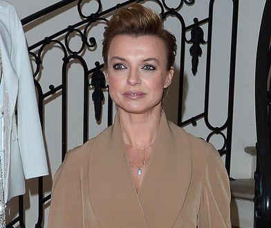 Katarzyna Sokołowska - ombre włosy