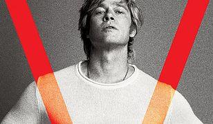 Brad Pitt w V Magazine - najseksowniejszy tata świata!