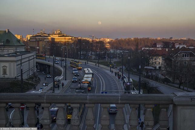 Warszawa. Jakość powietrza w stolicy w środę, 27 listopada 2019
