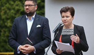 Hanna Gronkiewicz-Waltz apeluje do prezydenta Andrzeja Dudy