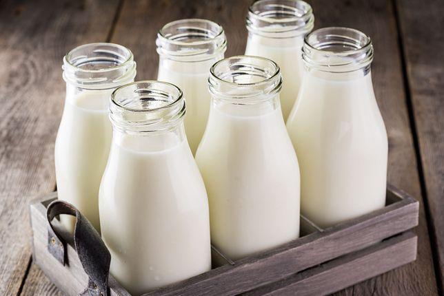 Zamienniki krowiego mleka