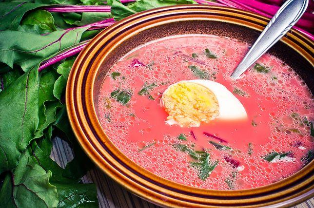 Botwinka to tradycyjna polska zupą, którą kocha niemal każdy