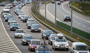 S8: droga w kierunku Warszawy będzie zamknięta na dwie godziny, potem remont