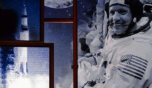 Legendarny astronauta nie żyje