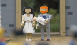 Tak wygląda książęca para w wersji Lego