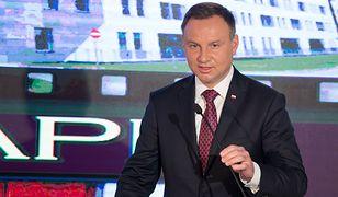 Prezydent Andrzej Duda będzie miał nową stronę internetową. Za 200 tys. zł.