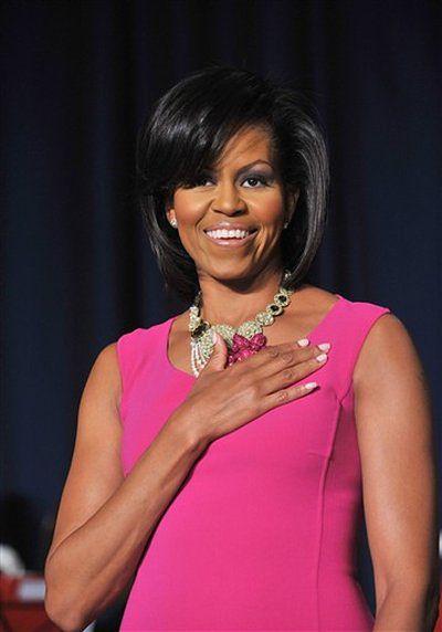 Michelle Obama chwali sobie życie w Białym Domu