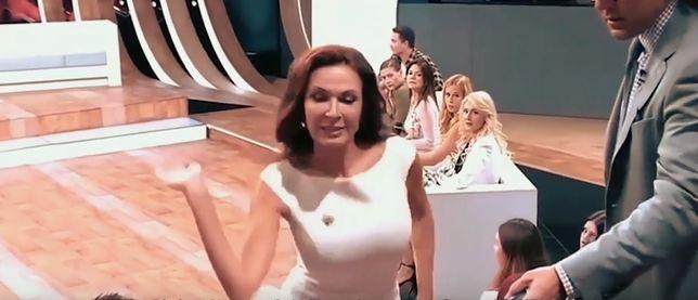 Rosyjska aktorka spoliczkowała kobietę na wizji. Skrytykowała jej syna z Zespołem Downa