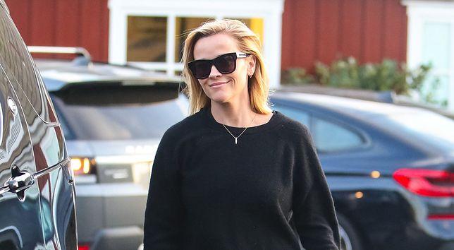 Reese Witherspoon cierpiała na depresję poporodową. Aktorka przeszła przez trudne chwile