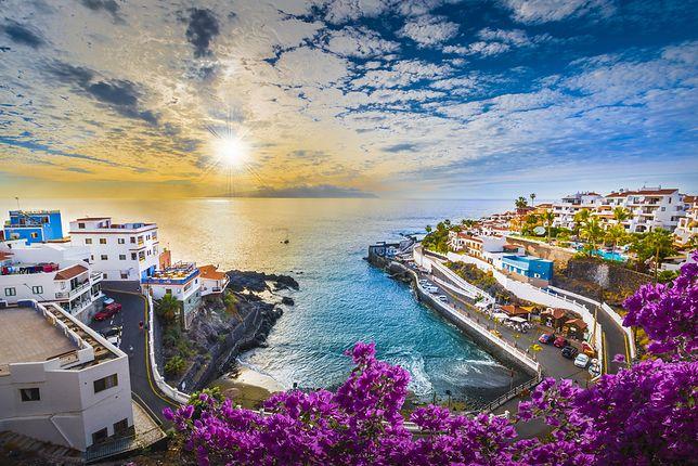 Teneryfa to jedna z najpopularniejszych Wysp Kanaryjskich