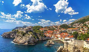 Dubrownik to najbardziej znany zakątek słonecznej Chorwacji