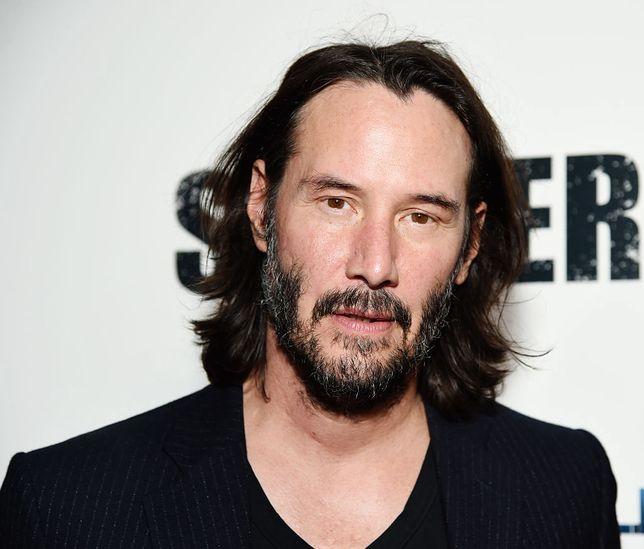 """Keanu Reeves kręci """"Matrix 4"""" w Berlinie"""