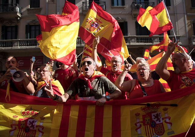 Już we wtorek ważne posiedzenie katalońskiego parlamentu.