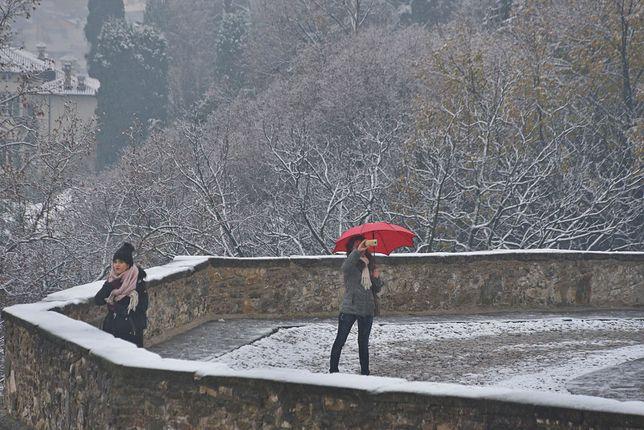 Włochy. Szykuje się pogodowy armagedon. Rzym i Neapol zamykają szkoły
