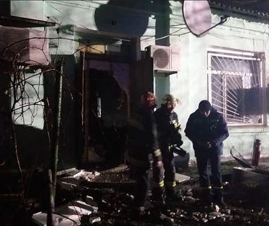 W pożarze zginęły cztery osoby