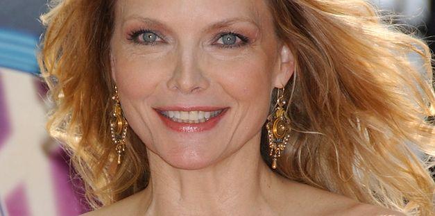 Michelle Pfeiffer żoną gangstera?!